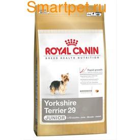Royal Canin Корм для щенков породы Йоркширский терьер. Yorkshire Terrier Junior