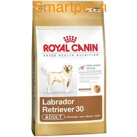 Royal Canin Корм для собак породы Лабрадор - Labrador Retriever Adult