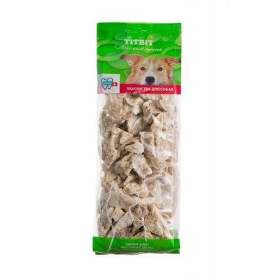 TiTBiT Лакомство для собак Легкое говяжье XXL - мягкая упаковка (фото)