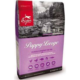 Orijen PUPPY LARGE. Беззерновой корм для щенков крупных пород