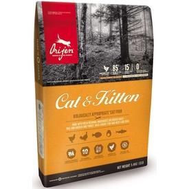 Orijen CAT&KITTEN. Беззерновой корм для кошек и котят Цыпленок