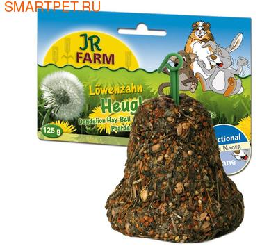 JR Farm Колокольчик из сена с одуванчиком