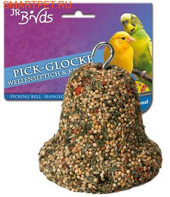 JR Farm Колокольчик для клевания для Волнистых попугаев и канареек
