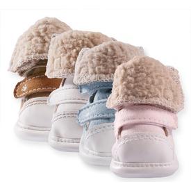 "IS Pet Ботинки для собак белые ""Acacia"" (фото)"