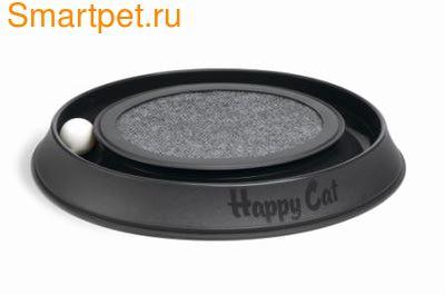 """I.P.T.S./Beeztees Игрушка для кошек Happy Cat """"Погоняй мячик"""""""