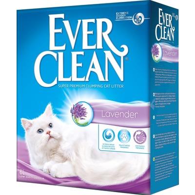 Ever Clean Lavander - комкующийся наполнитель с ароматом Лаванды (фото)