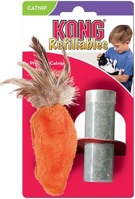 """Kong Игрушка для кошек """"Морковь"""" (фото)"""