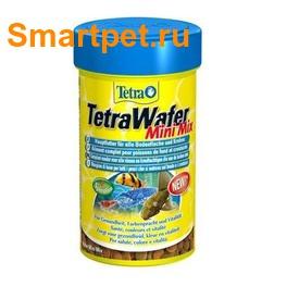 Tetra WaferMix Mini корм в мини-чипсах для всех мелких донных рыб