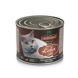 Leonardo Консервы для кошек с печенью (фото)