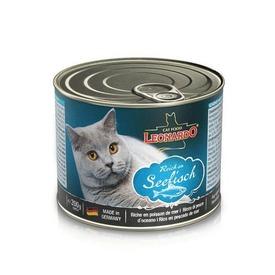 Leonardo Консервы для кошек с рыбой (фото)