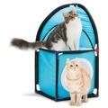 Kitty City Домик для кошек Место встречи