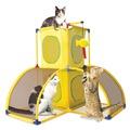 Kitty City Игровой комплекс для кошек Версаль