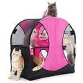 Kitty City Игровой комплекс для кошек Колесо обозрения Wheel of Fun
