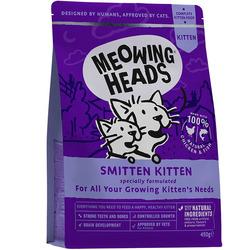 Barking Heads Сухой корм для котят с Курицей и рисом Восторг котенка