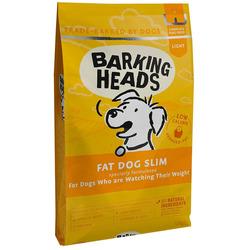 """Barking Heads Сухой корм для собак с избыточным весом или чувствительным пищеварением с курицей и рисом """"Худеющий толстячок"""""""