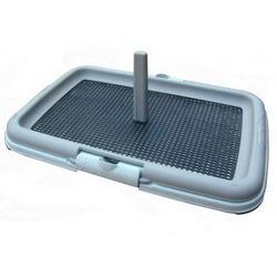 Stefanplast Туалет для щенков рамка-держатель со столбиком