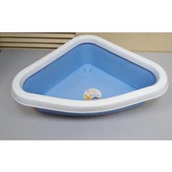 Stefanplast Туалет угловой Sprint Corner с рамкой, Уценка
