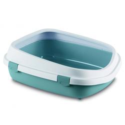 Stefanplast Туалет - лоток для крупных кошек Queen с рамкой 55x71x24,5см