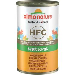 Almo Nature Консервы для Кошек Аппетитные Куриные бедрышки. Classic HFC Adult Cat Chicken Drumstick