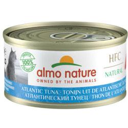 Almo Nature Консервы для Кошек с Атлантическим Тунцом 75% мяса