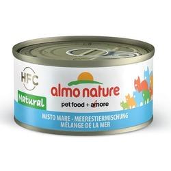 Almo Nature Консервы для Кошек с Морепродуктами 75% мяса