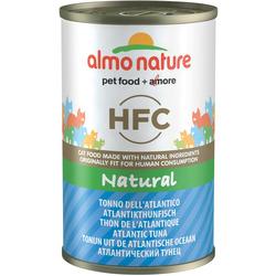 Almo Nature Консервы для кошек с Атлантическим тунцом. Classic HFC Atlantic tuna