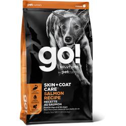 Сухой корм Go! Natural Holistic для Щенков и Собак со свежим Лососем и овсянкой (GO! SKIN + COAT Salmon Recipe DF)