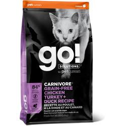 Go! Natural Holistic Сухой корм Беззерновой для Котят и Кошек - 4 вида Мяса