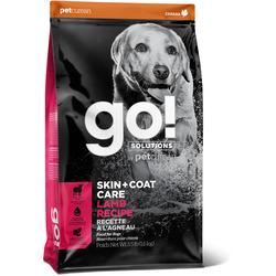 Сухой корм Go! Natural Holistic для Щенков и Собак со свежим Ягненком (GO! SKIN + COAT Lamb Meal Recipe DF)