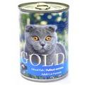 Nero Gold Консервы для кошек Рыбный коктейль