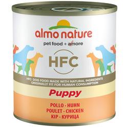 Almo Nature Консервы для Щенков с Курицей. Classic HFC Puppy&Chicken