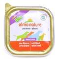 Almo Nature Паштет для Собак с Говядиной