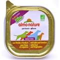 Almo Nature Паштет для Собак с Телятиной и овощами