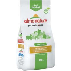 Almo Nature Сухой корм для кошек контроль вывода шерсти с курицей и рисом. Functional Adult Anti-Hairball Chicken and Rice