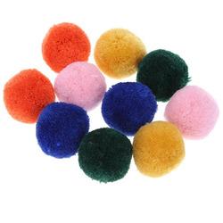 Антицарапки Игрушка для кошек плюшевый шарик