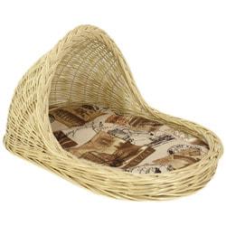 Smartpet Плетенный лежак для животных Тапочек