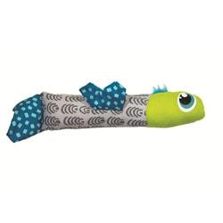 Petstages Игрушка для кошек Хрустящая рыбка с кошачьей мятой