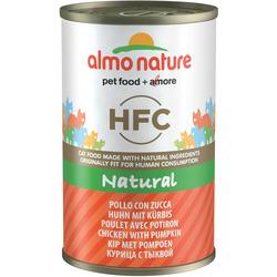 Almo Nature Консервы для Кошек с Курицей и Тыквой. Classic HFC Adult Cat Chicken+Pumpkin