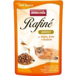 Animonda Rafine Soupe Adult пауч для кошек коктейль из Курицы, Утки и пасты