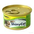 Gimpet ShinyCat консервы для кошек Тунец с травкой