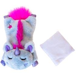 Petstages Игрушка-грелка для собак Единорожик