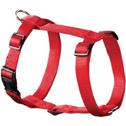 Hunter Smart шлейка для собак Ecco Sport нейлон красная