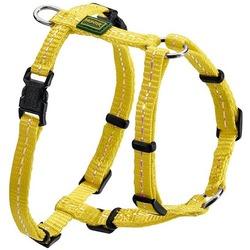 Hunter Шлейка для собак Tripoli, нейлон желтая, светоотражающая