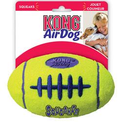 Kong Игрушка для собак Air Регби на основе теннисного мяча
