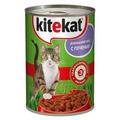 Kitekat Консервы для кошек Печень