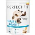 Perfect Fit Сухой корм для поддержания красоты и здоровья кошек с пушистой шерстью, с курицей