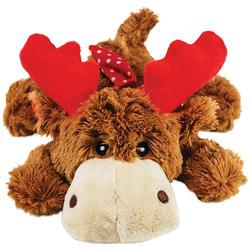 Kong Holiday игрушка для собак Cozie Олень средний