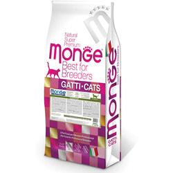Monge Cat Sensitive Сухой корм для кошек с чувств. пищеварением