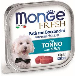 Monge Dog Fresh консервы для собак тунец