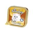 Simba Cat консервы для кошек паштет курица
